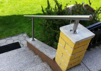 Stiegen-Geländer